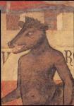 A.Lorenzetti, Furor / Siena - A.Lorenzetti /Furor/ Fresco (Det.) Siena -